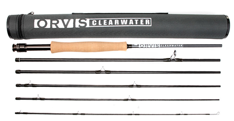 Orvis Clearwater Travel Fly Rods