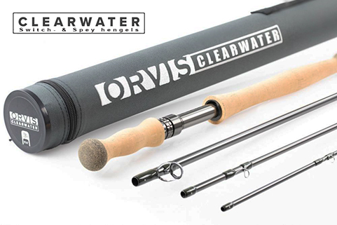 Orvis Clearwater Switch & Spey Fly Rods