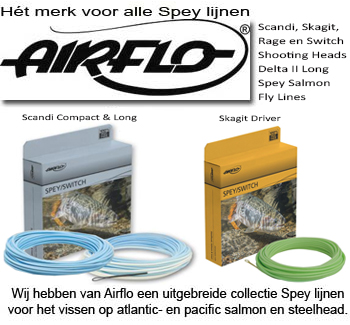 Airflo Spey Fly Lines & Shooting Heads